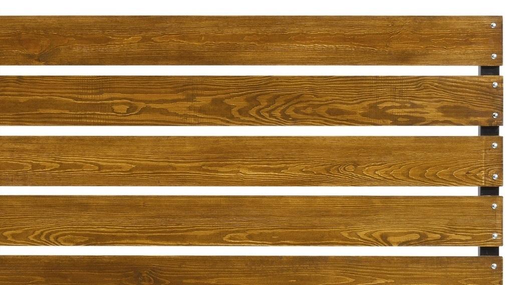 Puerta de hierro y madera for Puertas de hierro y madera