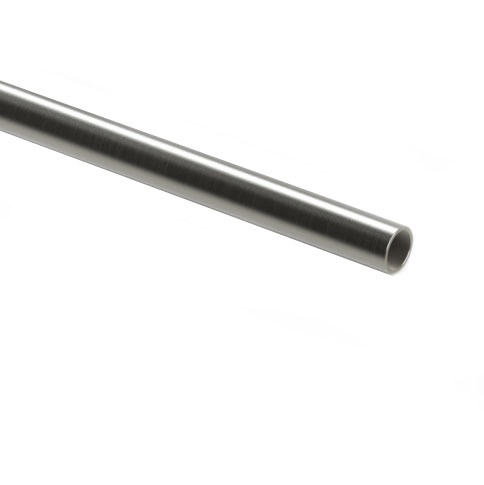 Tubo  12,0x1,5mm de acero inoxidable